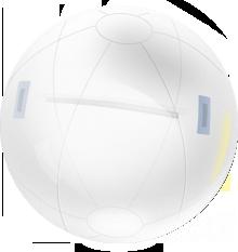 Водный шар ТПУ